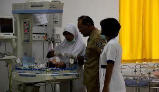 RSUD Provinsi NTB Optimalkan Perawatan Bayi Kembar Parapagus