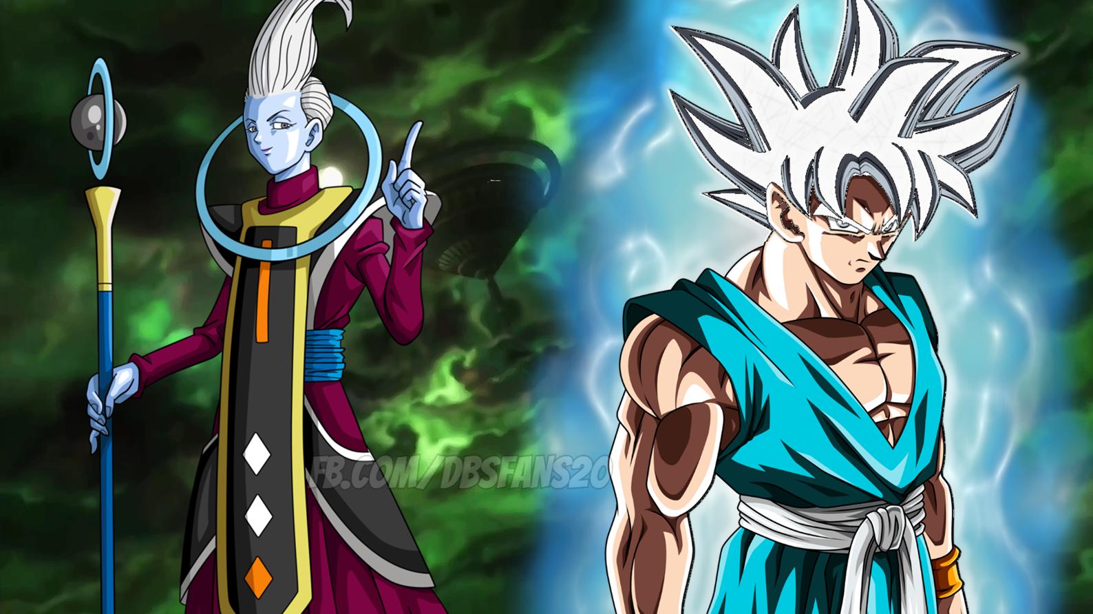 Dibujos Para Colorear De Goku Ultra Instinto: Explicación: Goku Ultra Instinto Perfecto Puede Derrotar A