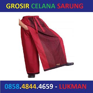 jual grosir sarung celana surabaya