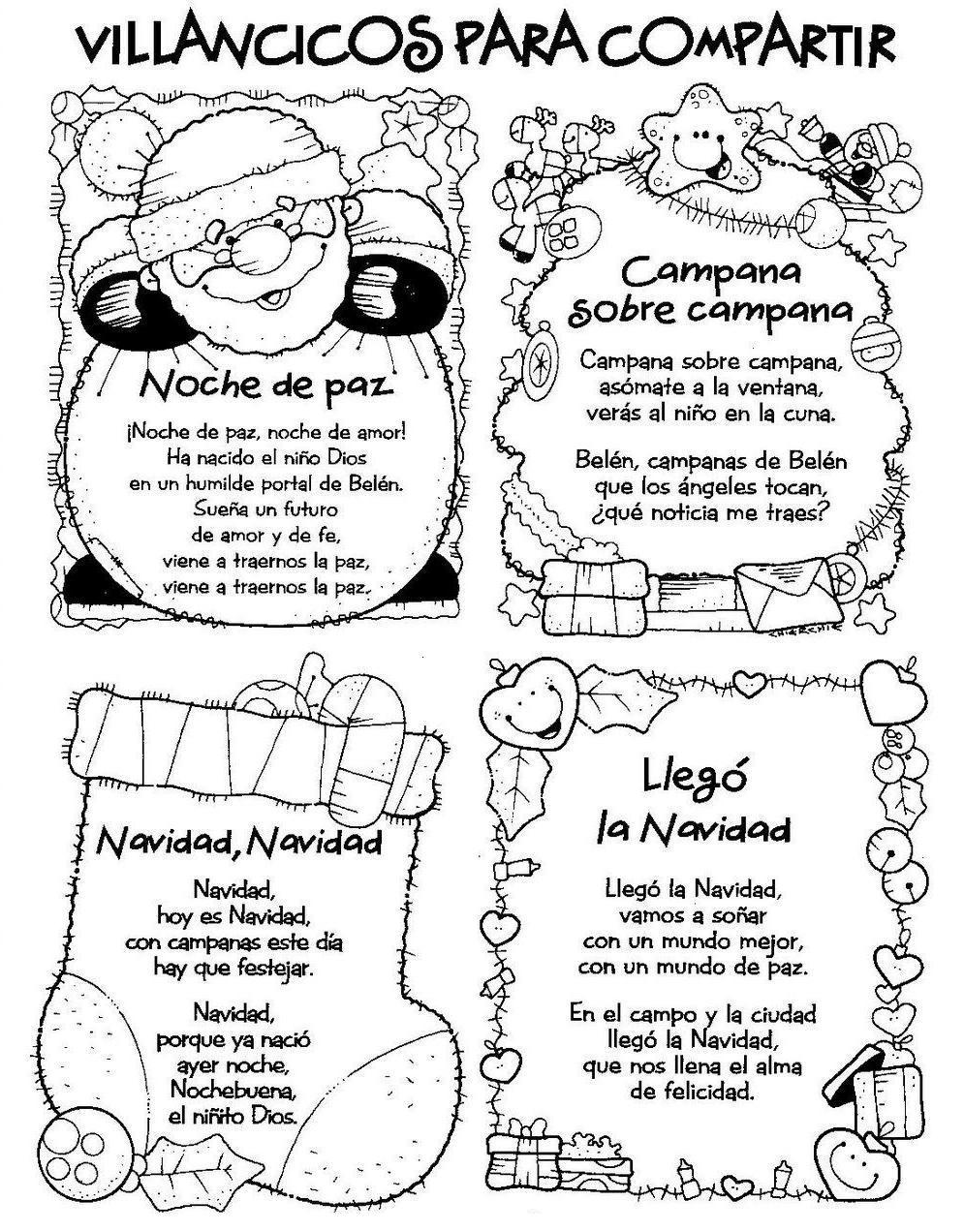 Vistoso Navidad Para Colorear Páginas De Libros Imprimibles ...