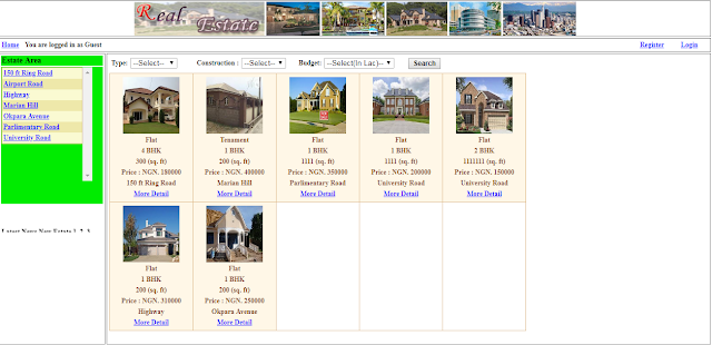 ONLINE REAL ESTATE PROPERTY DEALING SYSTEM ASP.NET C# PROJECT WITH SOURCE CODE
