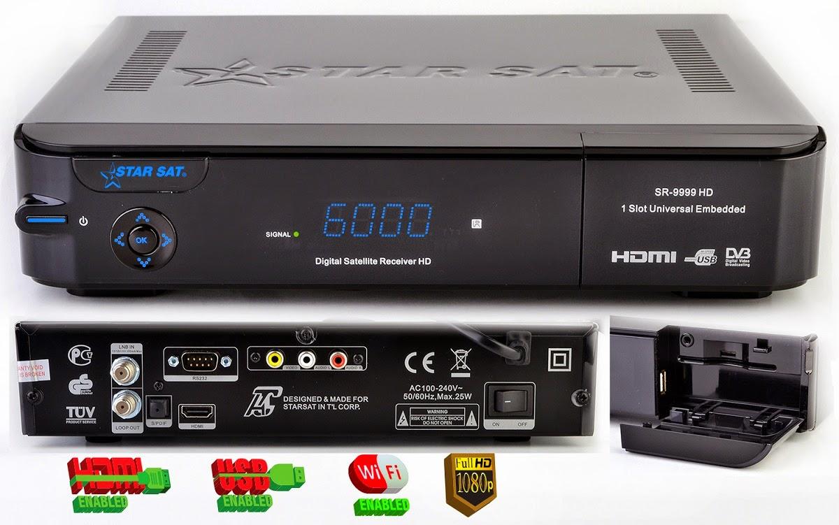Starsat 9999 HD Receiver Software Free Download Version 1 50