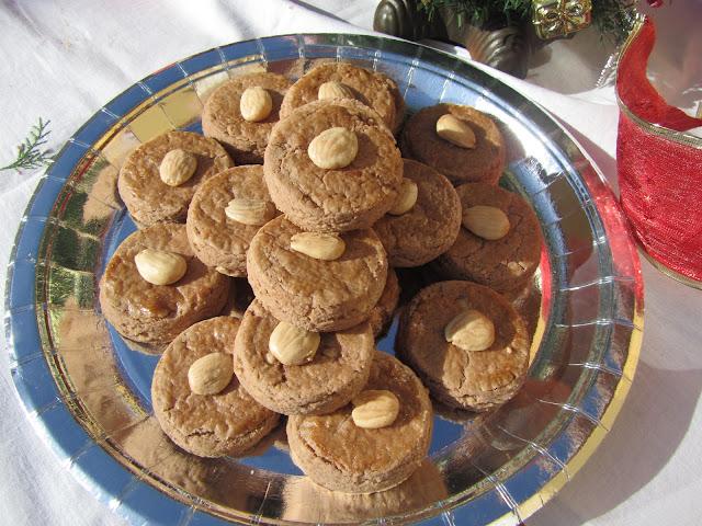 Mantecados de almendra y chocolate fáciles Ana Sevilla