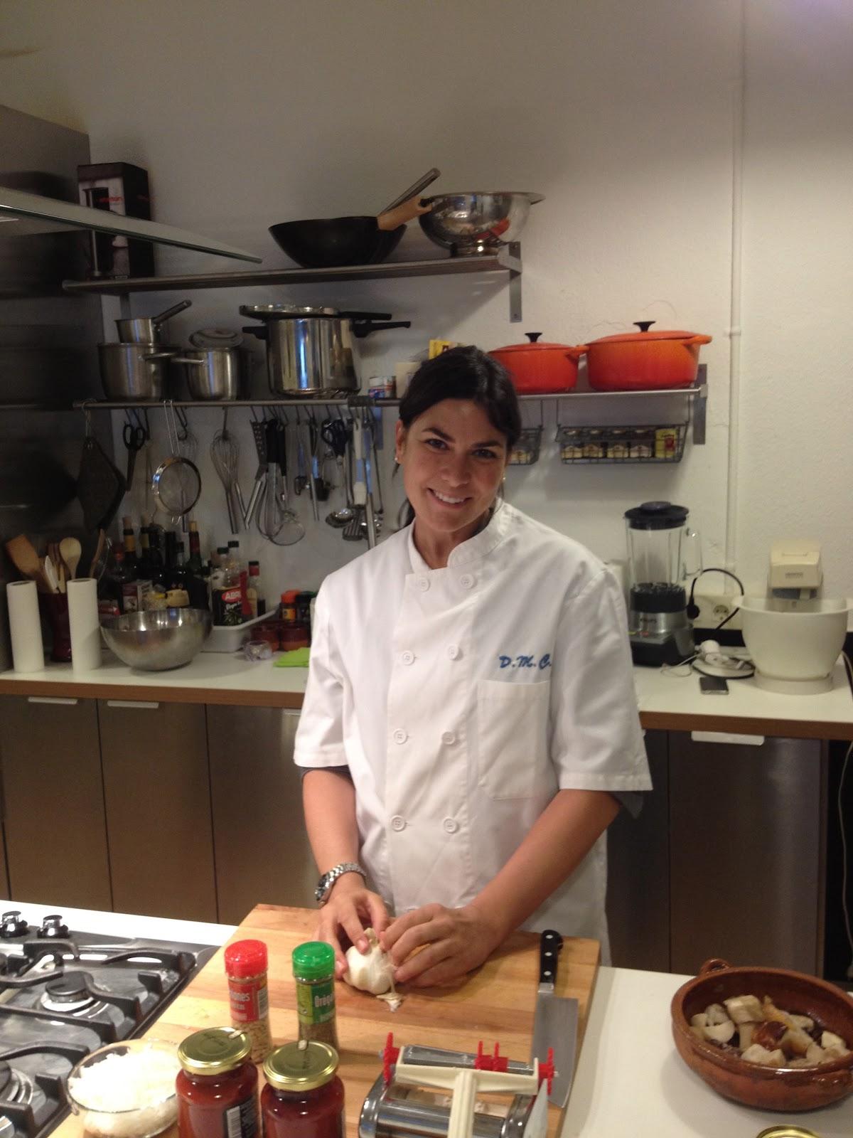 Taller de mesa a coru a gastrotwo - Escuela cocina madrid ...