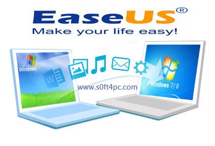 EaseUS Todo PCTrans Technician 8.0 + Key