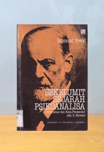 SEKELUMIT SEJARAH PSIKOANALISA, Sigmund Freud