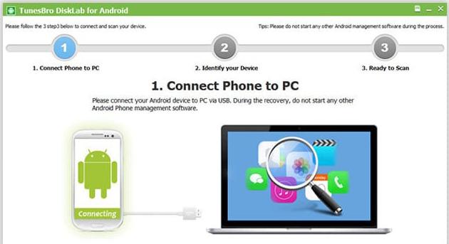 inilah Cara Recover Lost Data Pada Perangkat Android Dengan TunesBro 1