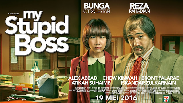 MY STUPID BOSS (2016) REVIEW