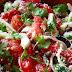 Šopska salata o shopska, una ensalada diferente para el verano. Receta