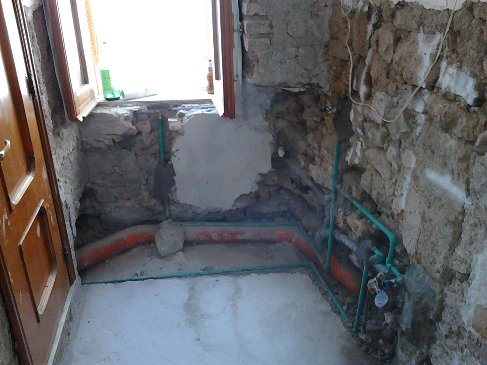 Il blog dell 39 idraulico tubo polipropilene saldato for Scarico wc a parete