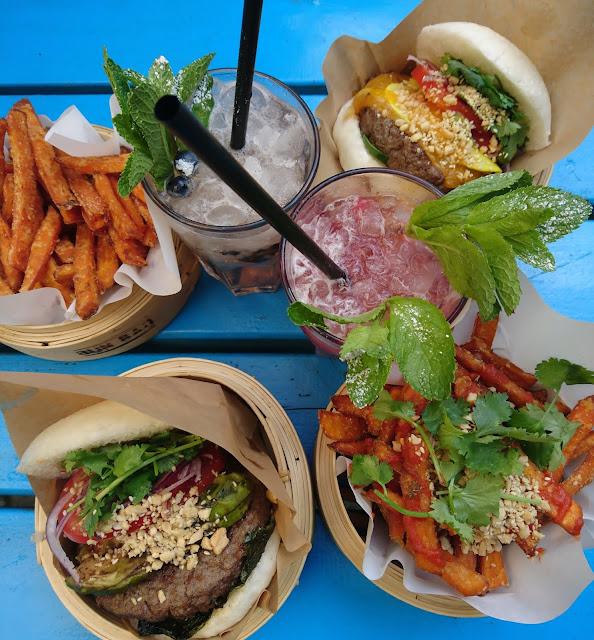 asiatische Burger in Berlin - Bun Bao Berlin
