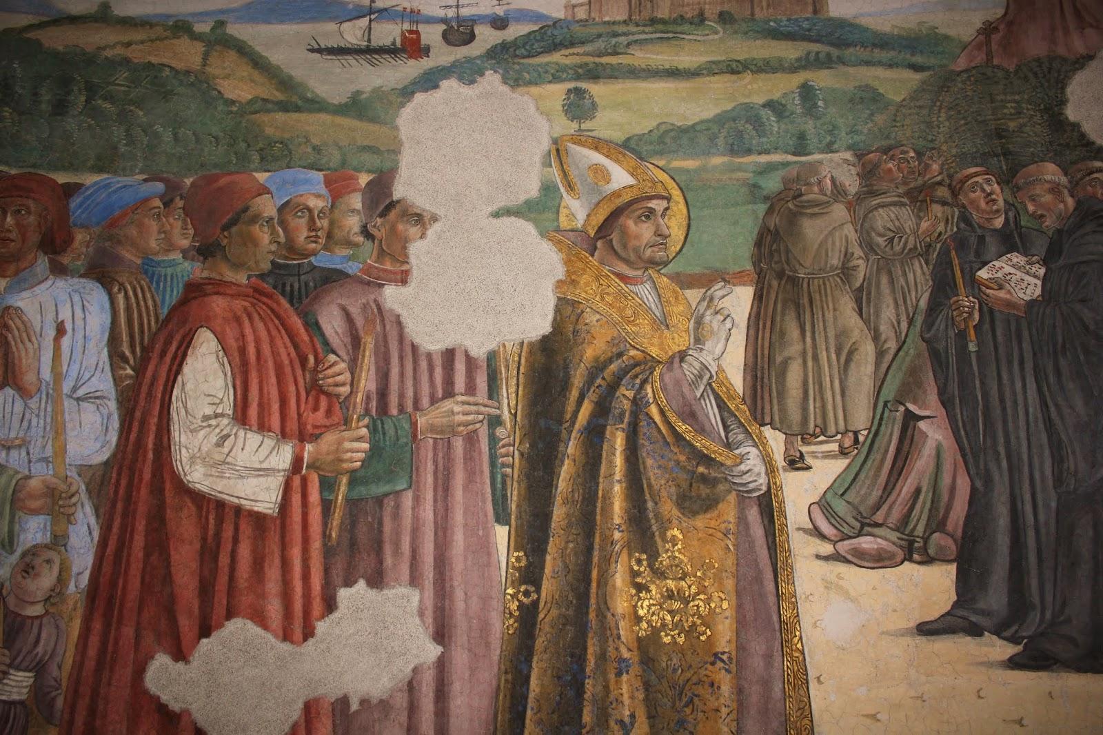 Greek echoes in the Italian Renaissance.