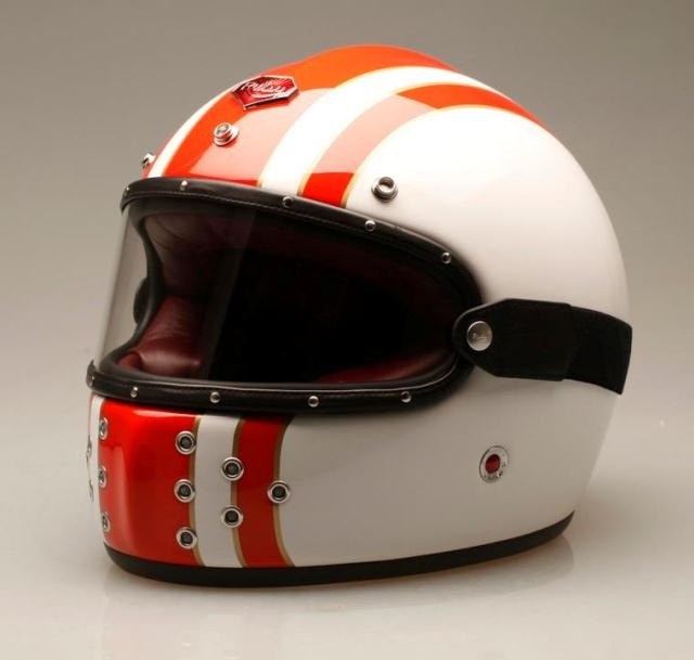 Angeland Thrills Vintage Full Face Helmets 2