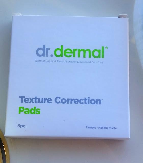 dr.dermal TEXTURE CORRECTION PADS