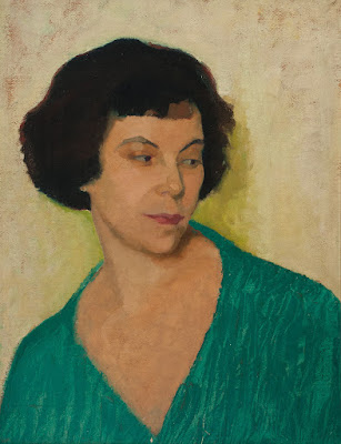 Prudence Heward, Mademoiselle Lockerby (Miss Lockerby), v. 1924