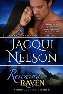Rescuing Raven book cover