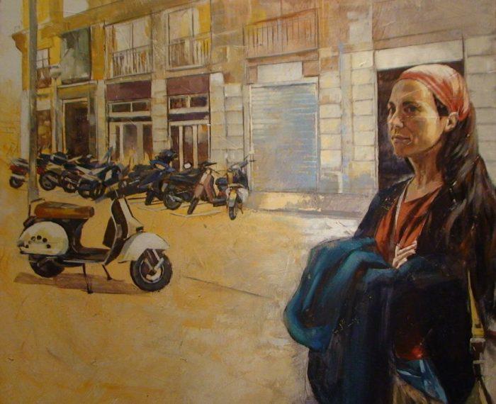 Испанский художник. Eulalia Pallares Ros