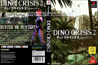 Game Dino Crisis 2 PSX Ukuran Kecil For Android