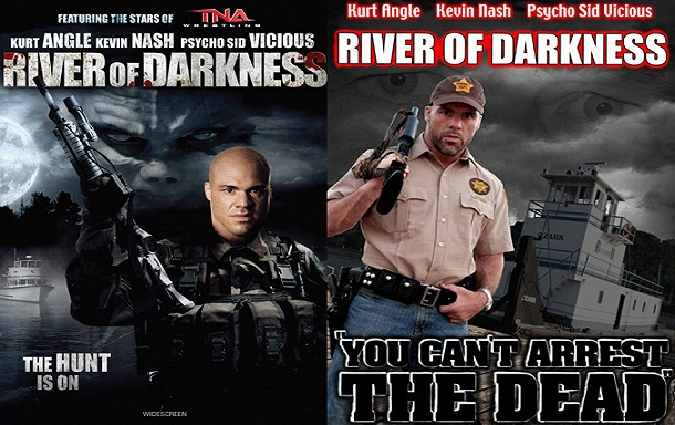 River of Darkness Movie Poster