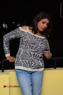 Actress Sridevi Stills in Jeans at No 1 Hero Rajendra Press Meet  0060.JPG