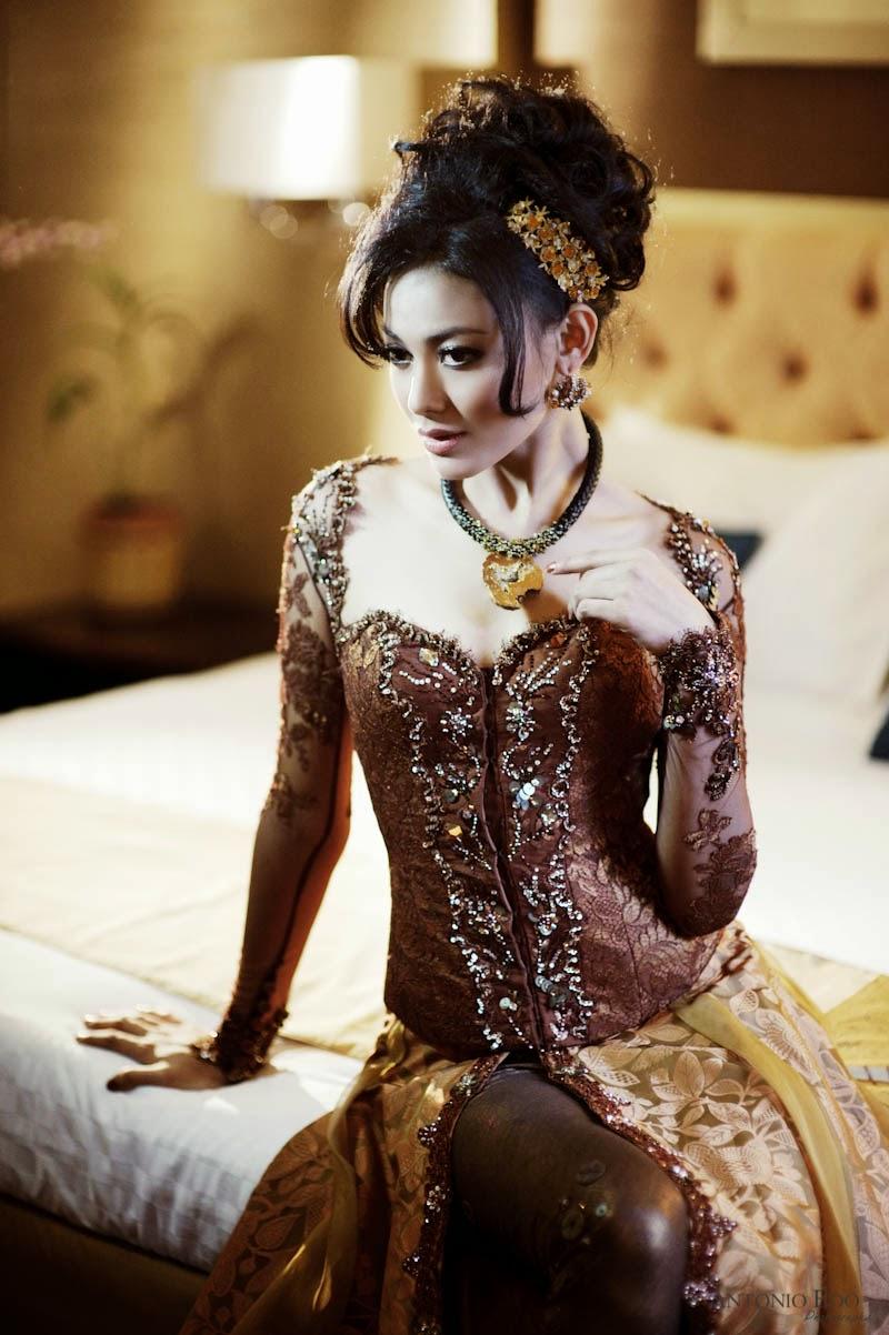 Miss Universe Indonesia 2013 - Whulandary Herman - Miss ...