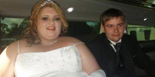Wanita Ini Ditertawakan Menikah Dengan Pria Ganteng Sedangkan Dia Cewek Gendut, 2 Tahun Kemudian Semua Sirik Melihat Istrinya