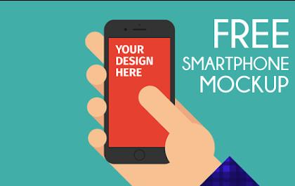 Download 20 Smartphone & Tablet Mockup PSD Gratis