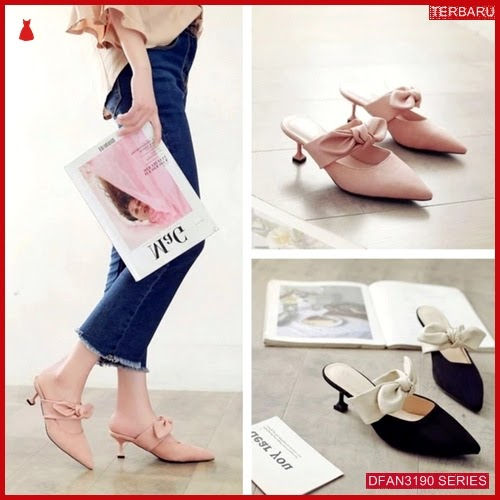DFAN3190S126 Sepatu Rm 07 Hills Wanita Cantik Sepatu BMGShop