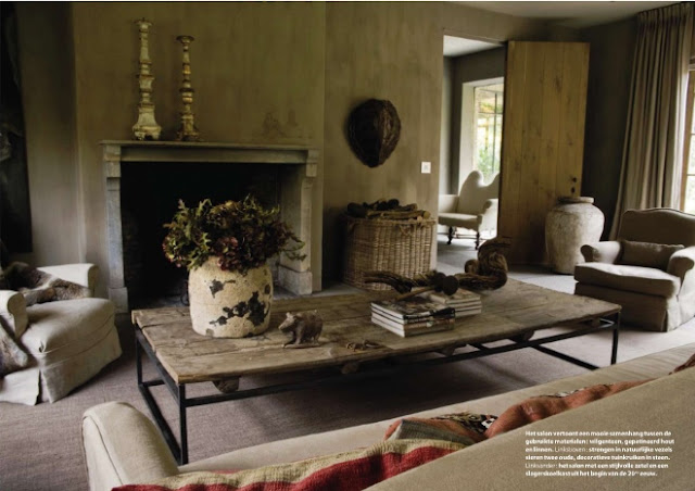 Belgian Style Interiors