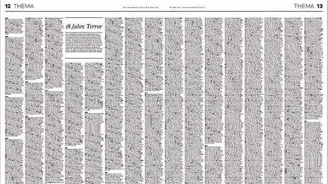 Immigration, Djihad et Grand Remplacement : hallucinante revue de presse du 24 au 30 avril 2019