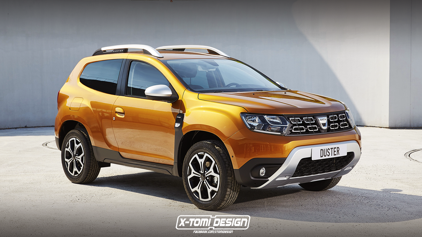 dacia duster ii 2017 page 27 duster dacia forum marques. Black Bedroom Furniture Sets. Home Design Ideas