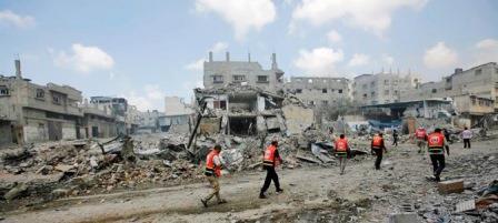 Os crimes de guerra de Israel contra a Palestina
