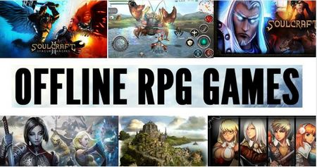 game rpg offline