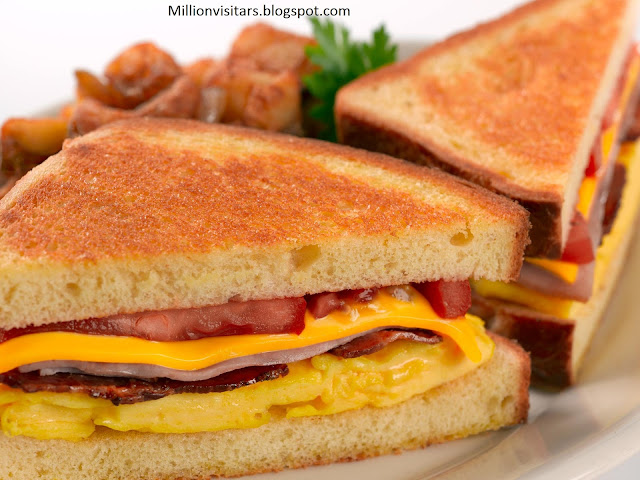 Cheese Toast Sandwich