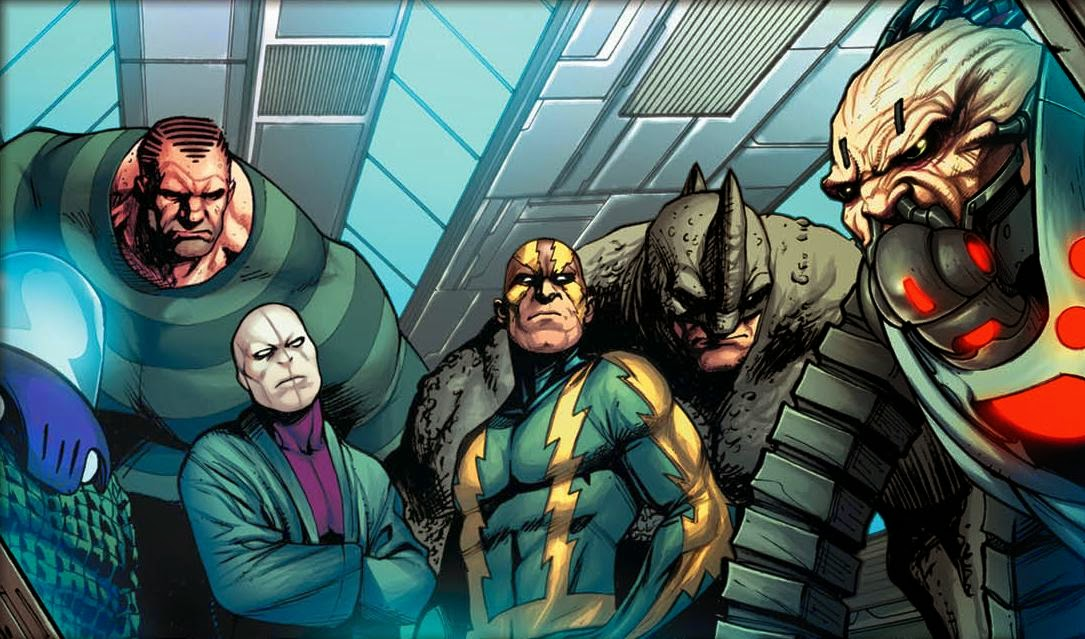 ad27acf2 Spidey News: We Now Have An Official Opening Date For 'The Sinister Six'