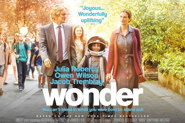 poster film Wonder