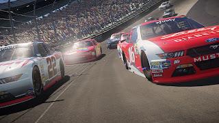 NASCAR Heat 2 Xbox One Background