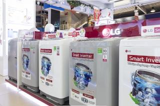 Chọn mua máy giặt ở siêu thị như thế nào