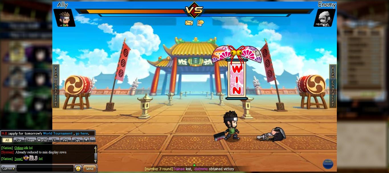 MMORPG PROFILE: Anime Styled Naruto and Bleach MMORPG- Pockie Ninja