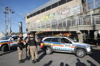 site policia mg mulher é executada na passarela do metrô