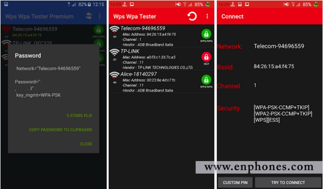 download Wpa Wps Tester Premium v2.7.5 Cracked APK for ...