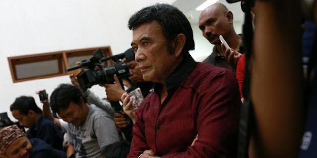 Studio musik Rhoma Irama ditembak orang tak dikenal