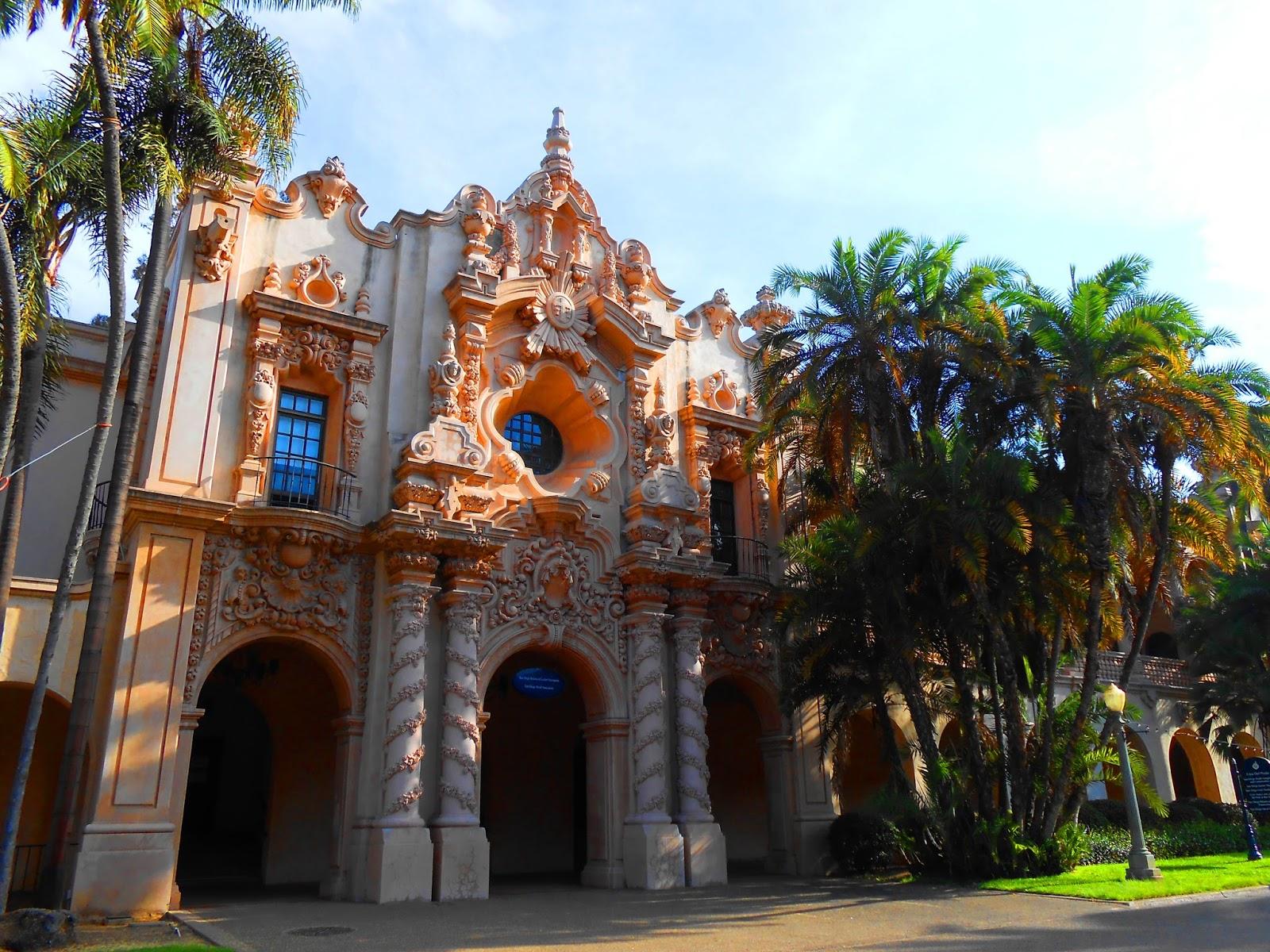 Casa Del Prado Balboa Park