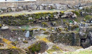 τα αρχαία τείχη της Έδεσσας