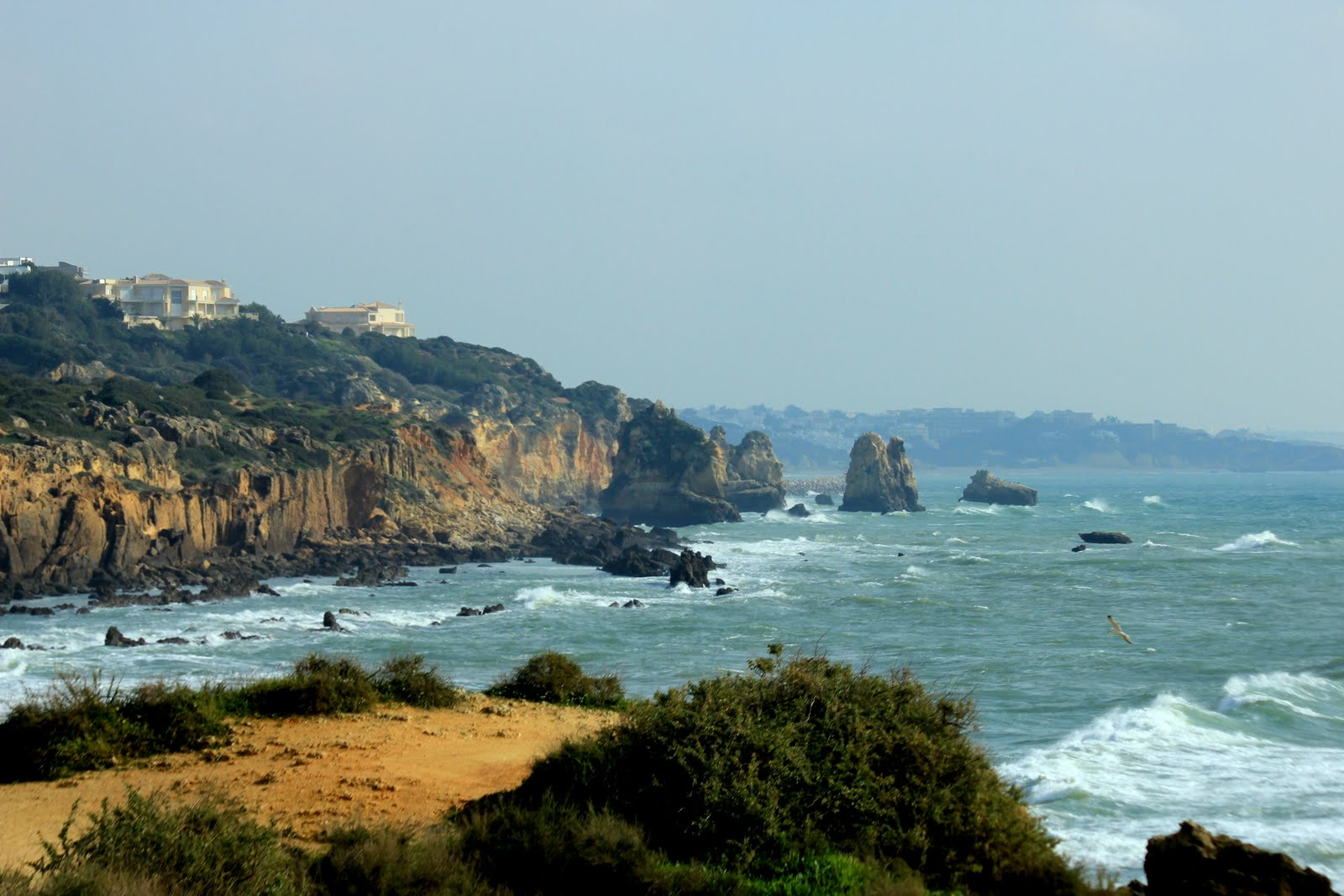 Planning the Next Escape: Algarve, the last Moorish stronghold