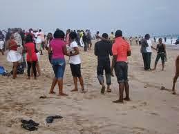 Ibeno beach in Akwa Ibom