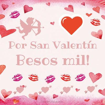 Freebies San Valentin Besos