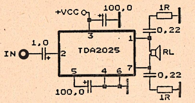 Phenomenal Mini Audio Amplifier Using Ic An711 Basic Electronics Wiring Diagram Wiring Cloud Favobieswglorg