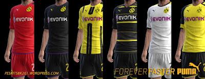 Borussia Dortmund 2016/2017 (UPDATE)