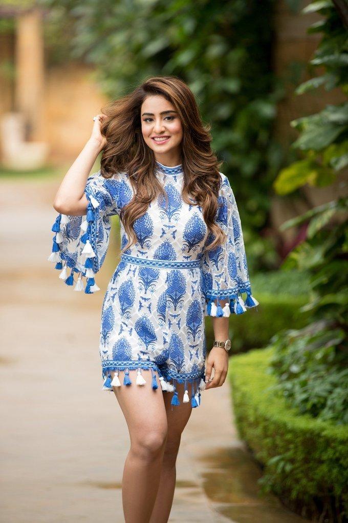Muskan Sethi Exclusive Gorgeous Photoshoot